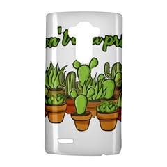 Cactus   Dont Be A Prick Lg G4 Hardshell Case