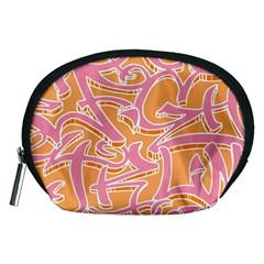 Abc Graffiti Accessory Pouches (medium)
