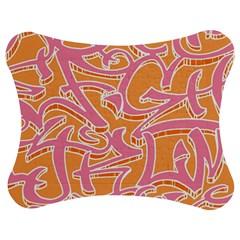 Abc Graffiti Jigsaw Puzzle Photo Stand (bow)