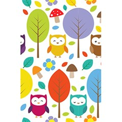 Cute Owl 5.5  x 8.5  Notebooks
