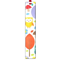 Cute Owl Large Book Marks