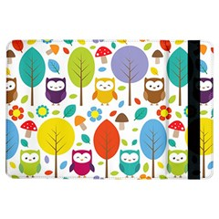 Cute Owl Ipad Air Flip