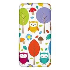 Cute Owl Iphone 6 Plus/6s Plus Tpu Case