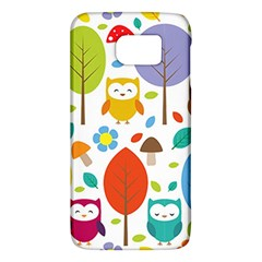 Cute Owl Galaxy S6