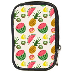 Fruits Pattern Compact Camera Cases