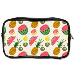 Fruits Pattern Toiletries Bags 2-Side