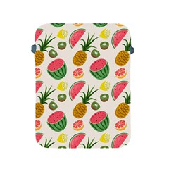 Fruits Pattern Apple Ipad 2/3/4 Protective Soft Cases