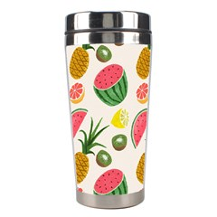 Fruits Pattern Stainless Steel Travel Tumblers