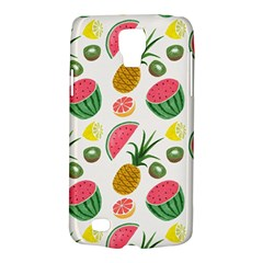 Fruits Pattern Galaxy S4 Active