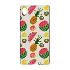 Fruits Pattern Sony Xperia Z3+