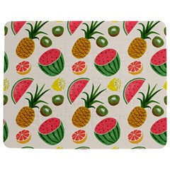 Fruits Pattern Jigsaw Puzzle Photo Stand (rectangular)