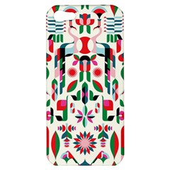 Abstract Peacock Apple iPhone 5 Hardshell Case