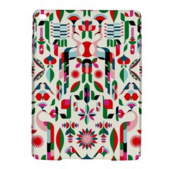 Abstract Peacock Ipad Air 2 Hardshell Cases