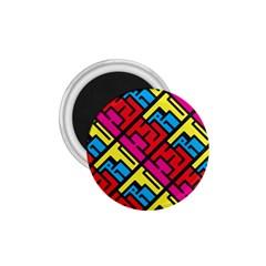 Hert Graffiti Pattern 1 75  Magnets