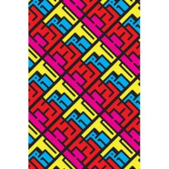 Hert Graffiti Pattern 5 5  X 8 5  Notebooks