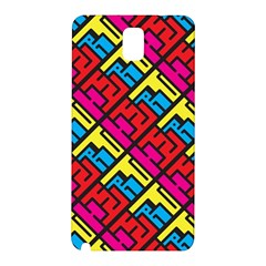 Hert Graffiti Pattern Samsung Galaxy Note 3 N9005 Hardshell Back Case