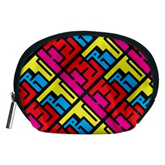 Hert Graffiti Pattern Accessory Pouches (medium)