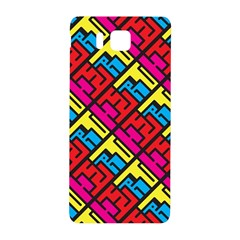 Hert Graffiti Pattern Samsung Galaxy Alpha Hardshell Back Case