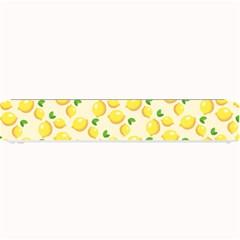 Lemons Pattern Small Bar Mats