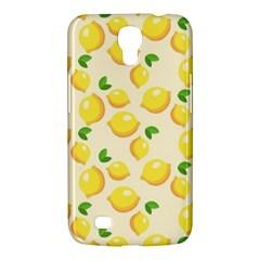 Lemons Pattern Samsung Galaxy Mega 6 3  I9200 Hardshell Case
