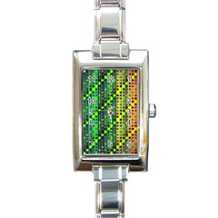 Patterns For Wallpaper Rectangle Italian Charm Watch