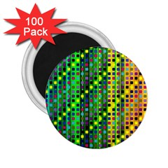 Patterns For Wallpaper 2 25  Magnets (100 Pack)