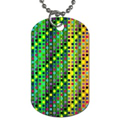 Patterns For Wallpaper Dog Tag (one Side)