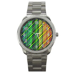 Patterns For Wallpaper Sport Metal Watch