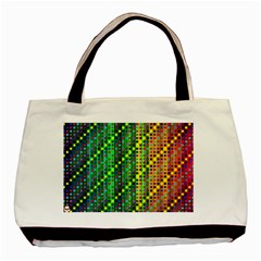 Patterns For Wallpaper Basic Tote Bag (two Sides)