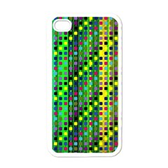 Patterns For Wallpaper Apple Iphone 4 Case (white)