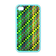 Patterns For Wallpaper Apple Iphone 4 Case (color)