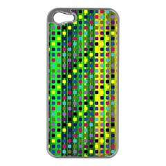 Patterns For Wallpaper Apple Iphone 5 Case (silver)