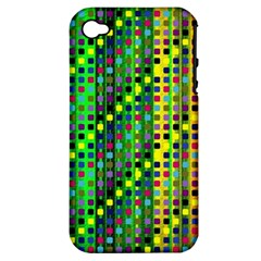 Patterns For Wallpaper Apple Iphone 4/4s Hardshell Case (pc+silicone)