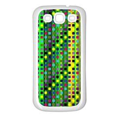 Patterns For Wallpaper Samsung Galaxy S3 Back Case (white)