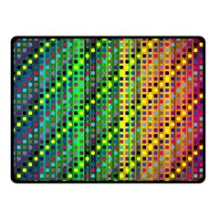 Patterns For Wallpaper Double Sided Fleece Blanket (small)