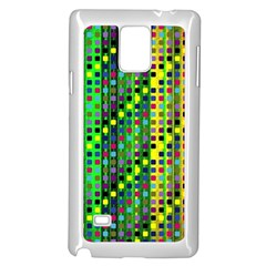 Patterns For Wallpaper Samsung Galaxy Note 4 Case (white)