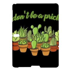 Cactus - Dont be a prick Samsung Galaxy Tab S (10.5 ) Hardshell Case