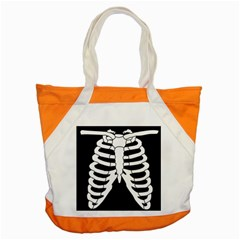 X Ray Accent Tote Bag