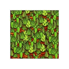 Cactus Acrylic Tangram Puzzle (4  X 4 )