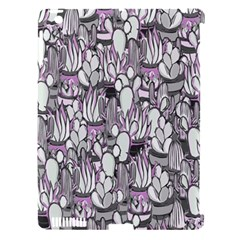 Cactus Apple iPad 3/4 Hardshell Case (Compatible with Smart Cover)
