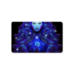 Sign Virgo Zodiac Magnet (name Card)