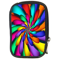 Star Flower Color Rainbow Compact Camera Cases