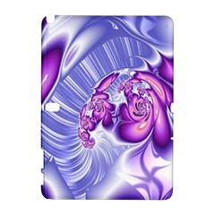 Space Stone Purple Silver Wave Chevron Galaxy Note 1