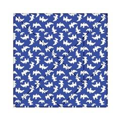 Birds Silhouette Pattern Acrylic Tangram Puzzle (6  X 6 )