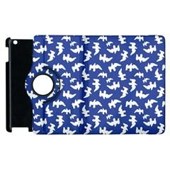 Birds Silhouette Pattern Apple Ipad 3/4 Flip 360 Case