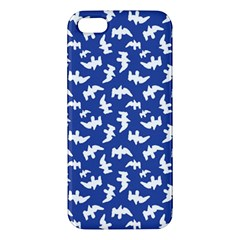 Birds Silhouette Pattern Iphone 5s/ Se Premium Hardshell Case