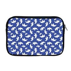 Birds Silhouette Pattern Apple Macbook Pro 17  Zipper Case