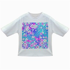 Flowers Cute Pattern Infant/Toddler T-Shirts