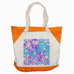 Flowers Cute Pattern Accent Tote Bag