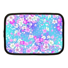Flowers Cute Pattern Netbook Case (Medium)